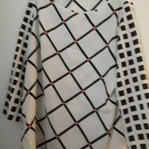 New York and Company blouse size L